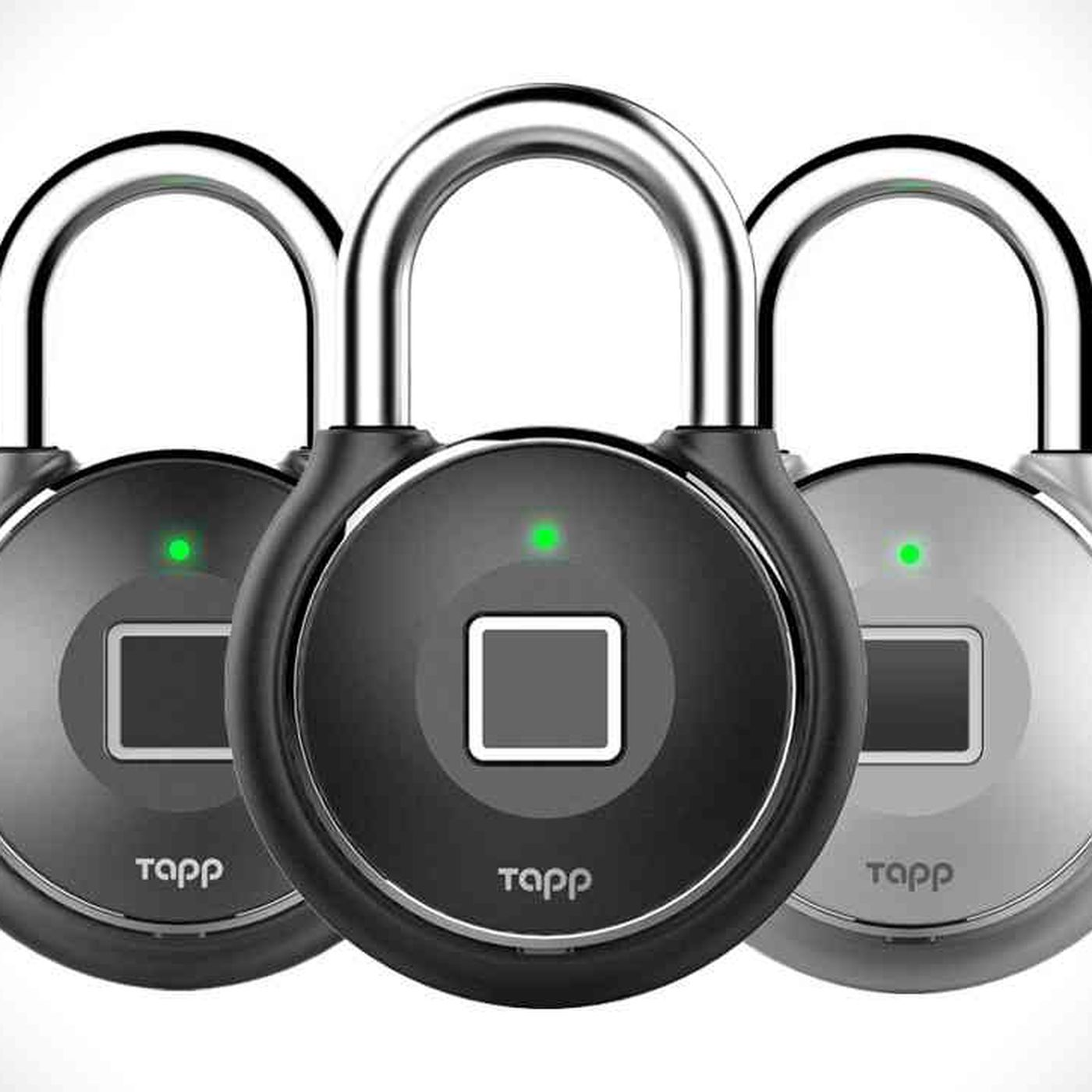 This fingerprint-verified padlock is extremely easy to hack