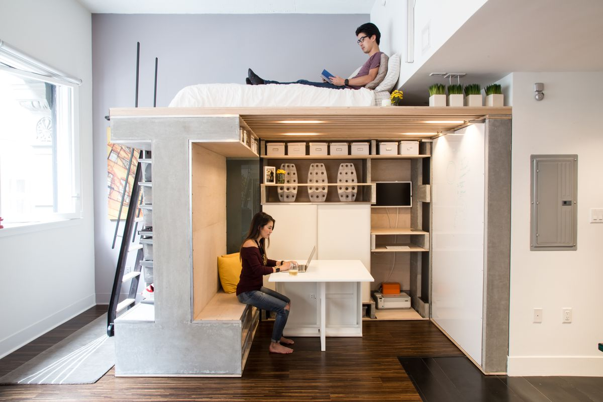 7 Apartment In A Box Designs For Tiny Spaces Curbed