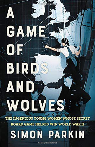 Cover of A Game of Birds and Wolves