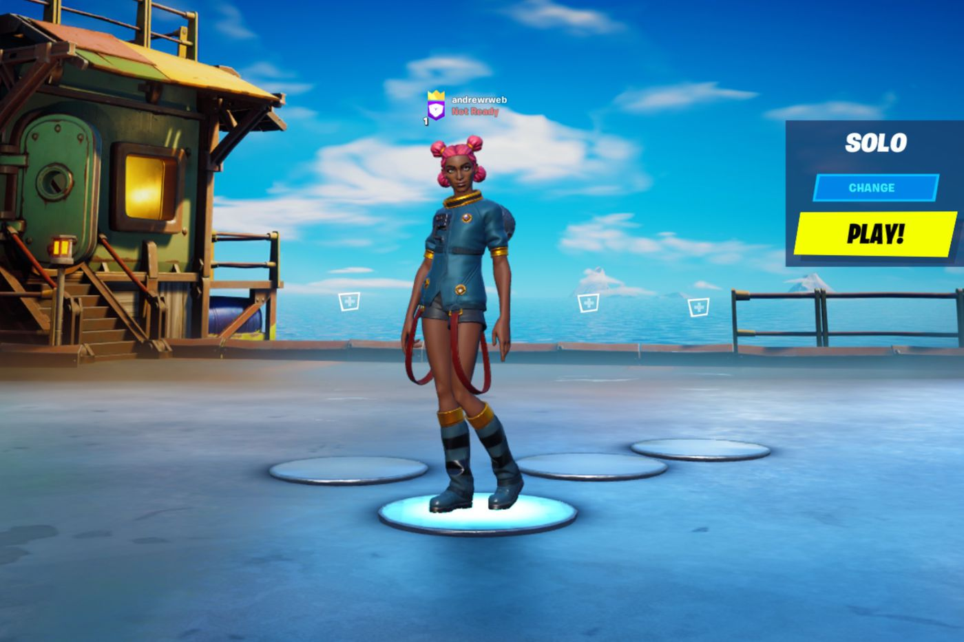 Is Fortnite Career All Time Fortnite On Ios Already Feels Empty And Dated The Verge