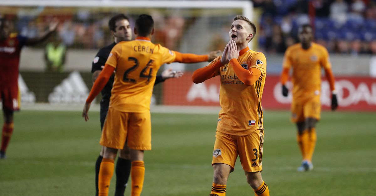 Dynamo dominant in win over Real Salt Lake in second game of Tucson Sun Cup