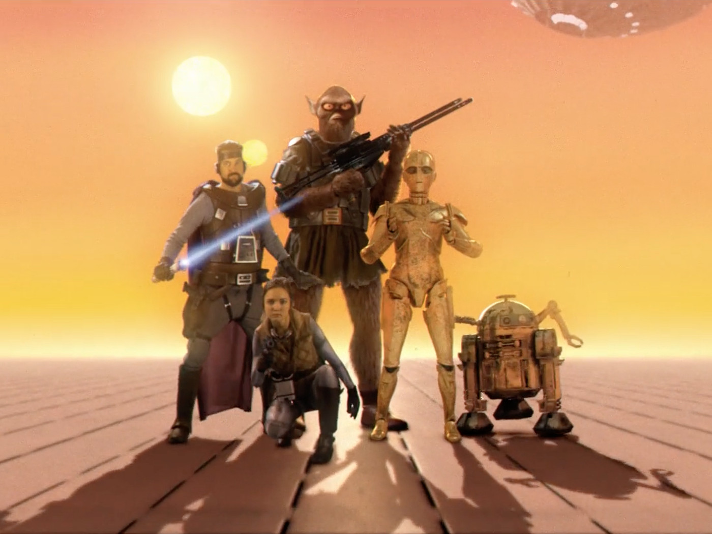 Ralph Mcquarrie S Star Wars Concept Art Comes To Life In This Delightful Short Film The Verge