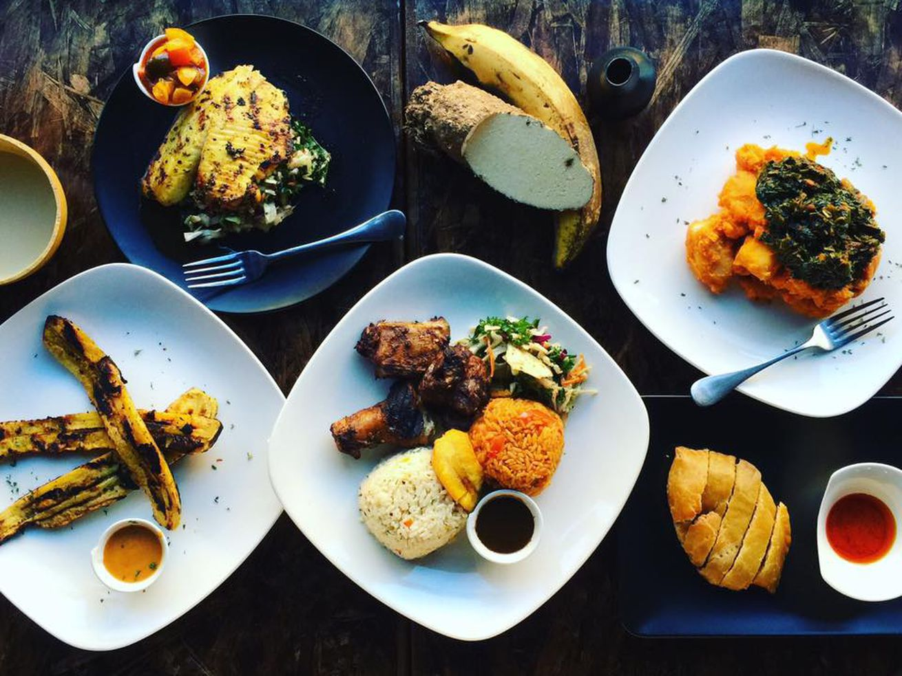 Could Bolat's African food be heading to the South Loop?