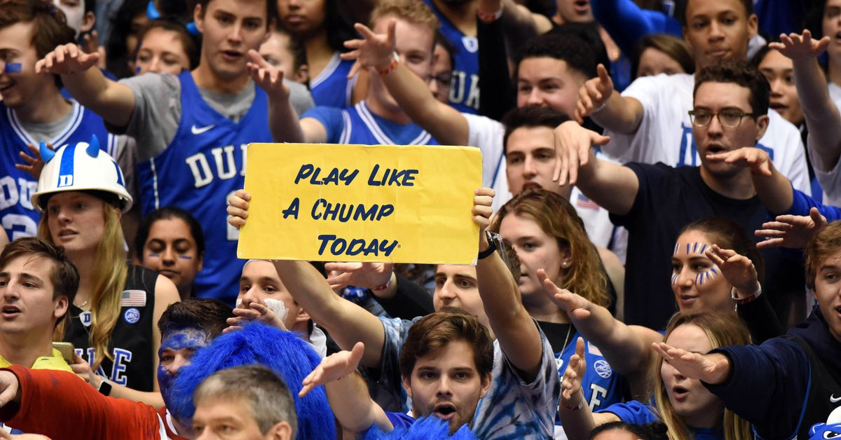 Notre Dame destroyed by Duke 94-60 in Cameron Indoor Arena