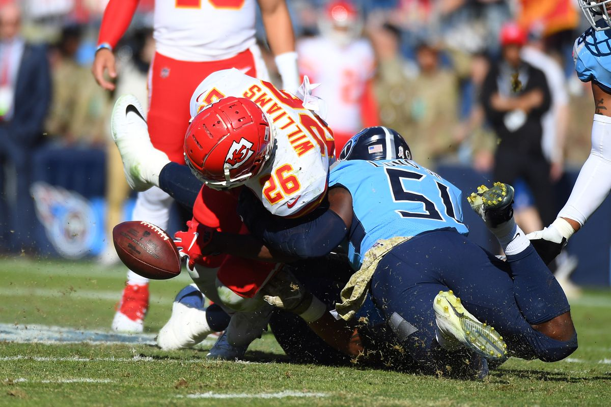 All-22 Review: Titans defense makes just enough plays to survive against a red hot Patrick Mahomes