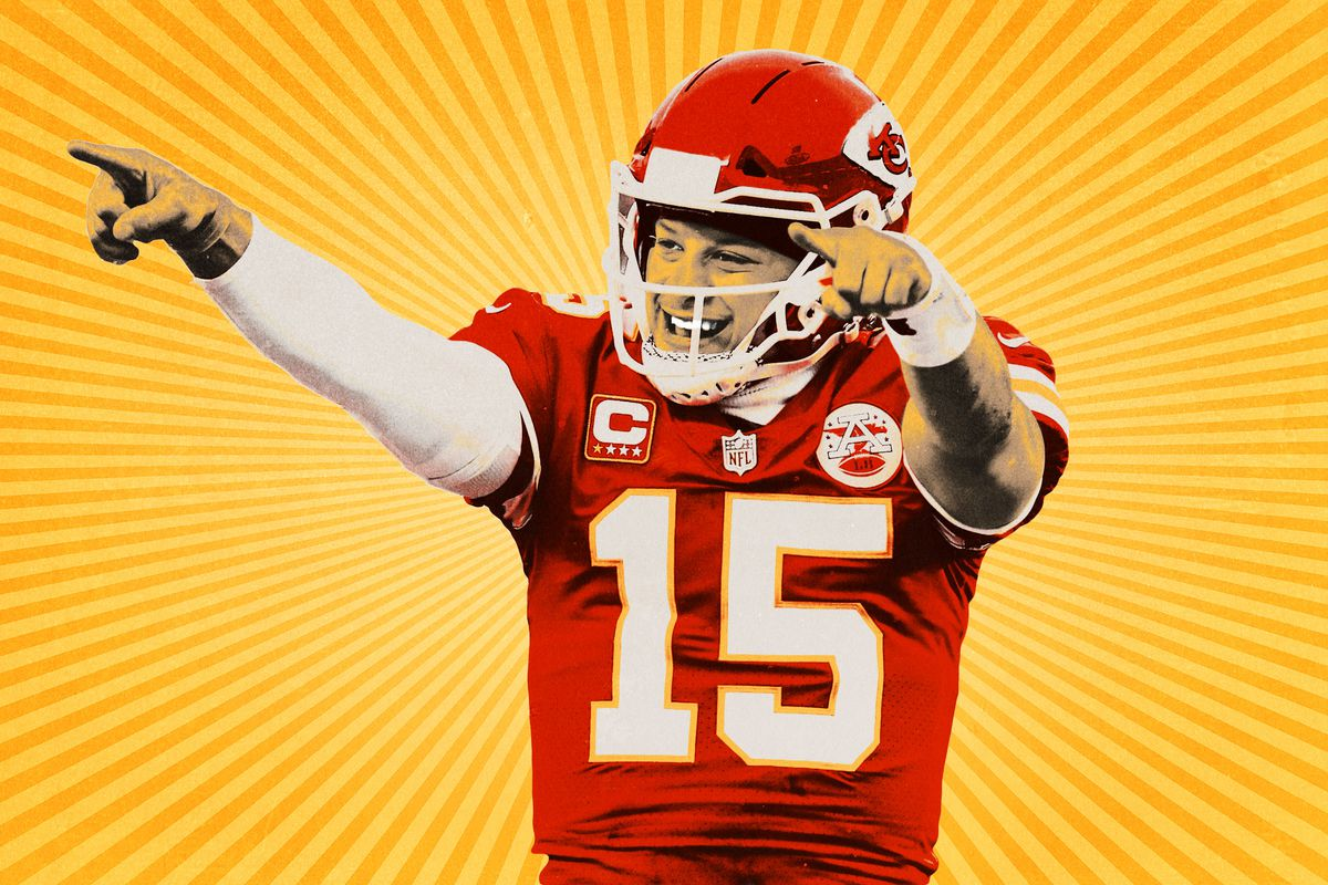 the best attitude ff1ae 0b4cc Patrick Mahomes II Is the MVP, Plus Eight Other Takeaways ...