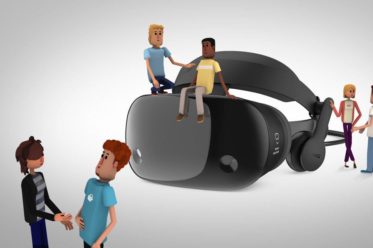 Microsoft announces acquisition of AltspaceVR, leading social platform for mixed reality