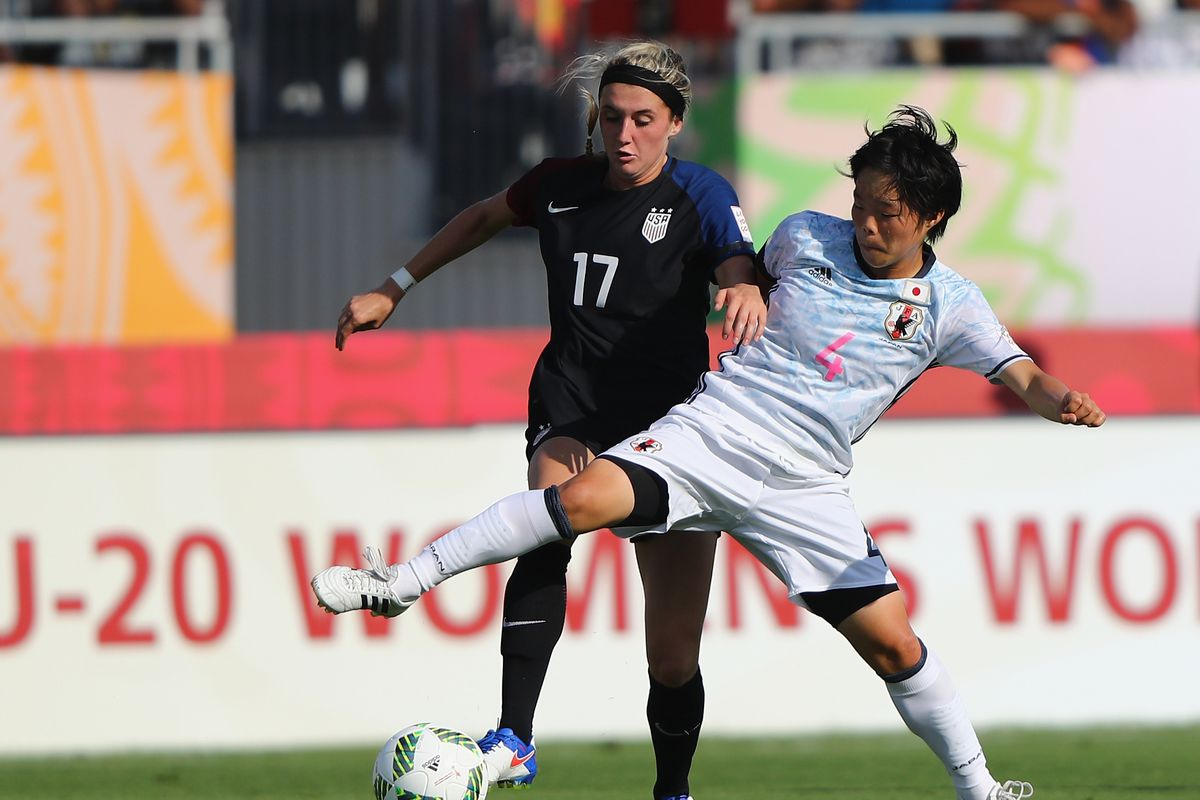 USA v Japan: Third Place Play Off - FIFA U-20 Women's World Cup Papua New Guinea 2016