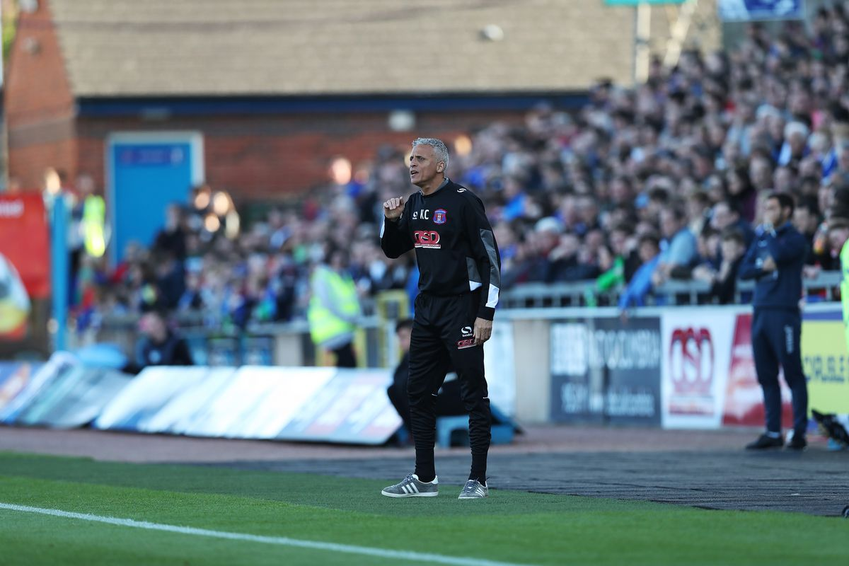 Carlisle United v Exeter City - Sky Bet League Two Play off Semi Final: First Leg