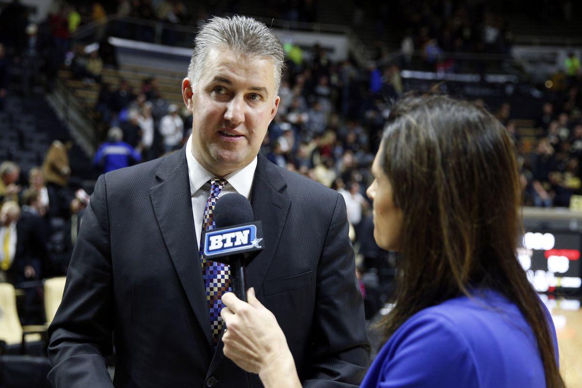NCAA Basketball: New Mexico at Purdue