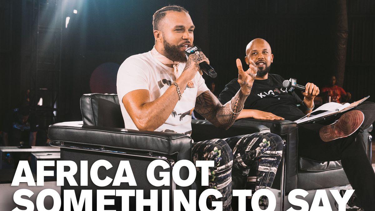 REVOLT Summit: Africa's Got Something To Say