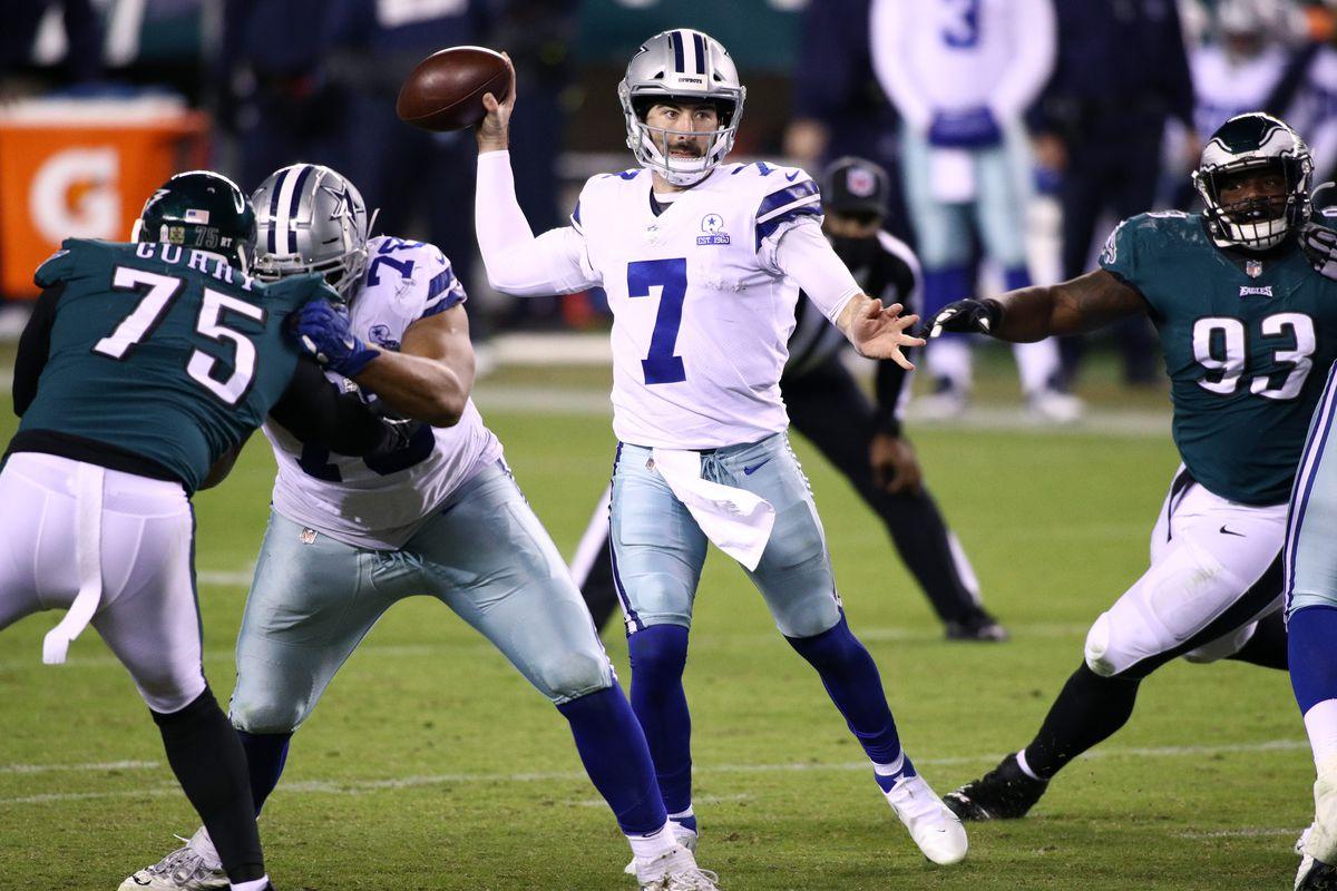 NFL: NOV 01 Cowboys at Eagles