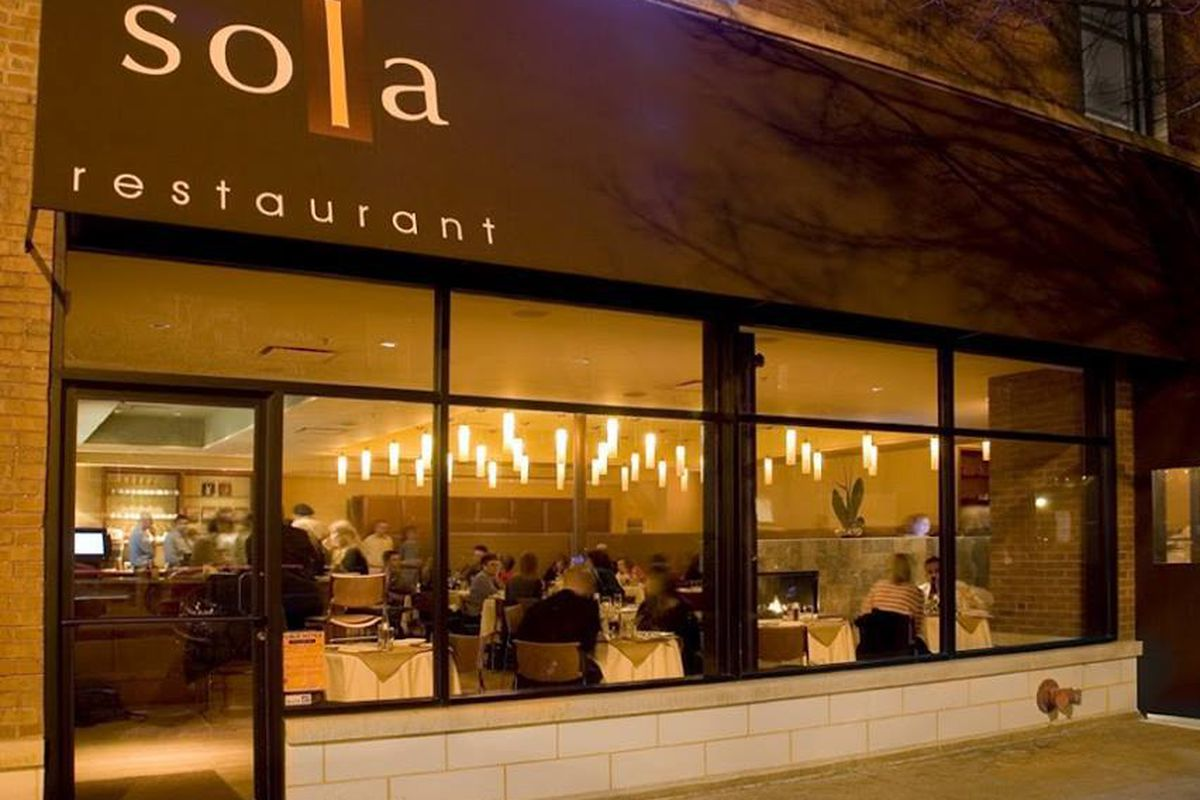 Image result for Sola restaurant