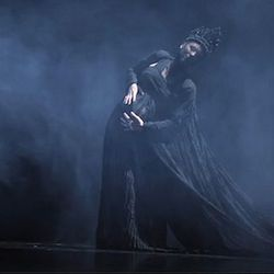 <strong>What was your overall vision for the costumes? </strong> Angelin [Preljocaj, choreographer and artistic director of the Ballet Preljocaj] explained to me his vision of <em>Snow White</em>, and that was the starting point for me. We all have an id