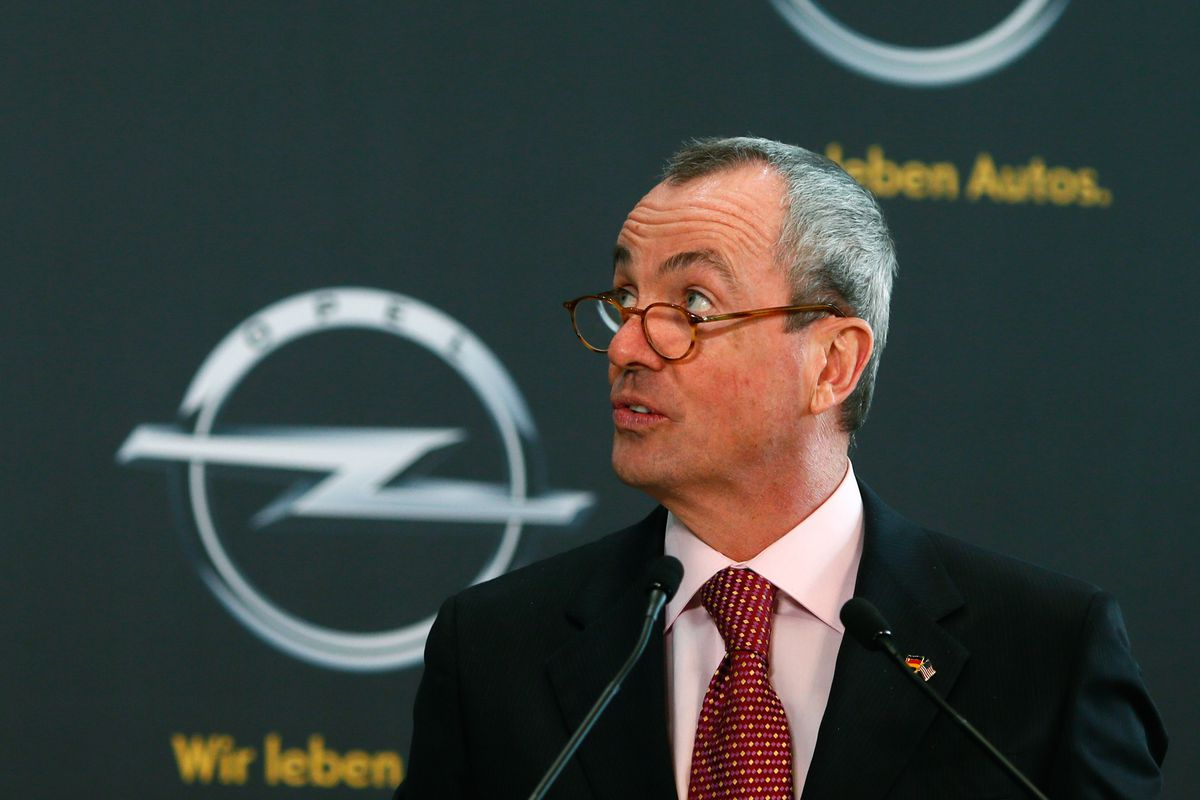 GM And Opel Leadership Meet Over Opel's Future