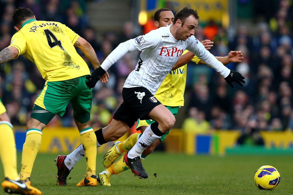 Will Berba be available for the fight at Carrow Road this afternoon?