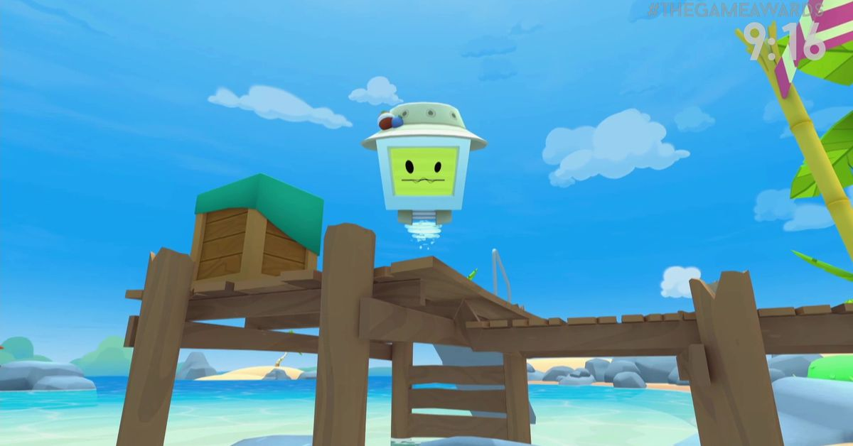 Vacation Simulator Gives Job Simulator Fans Time To Relax Polygon