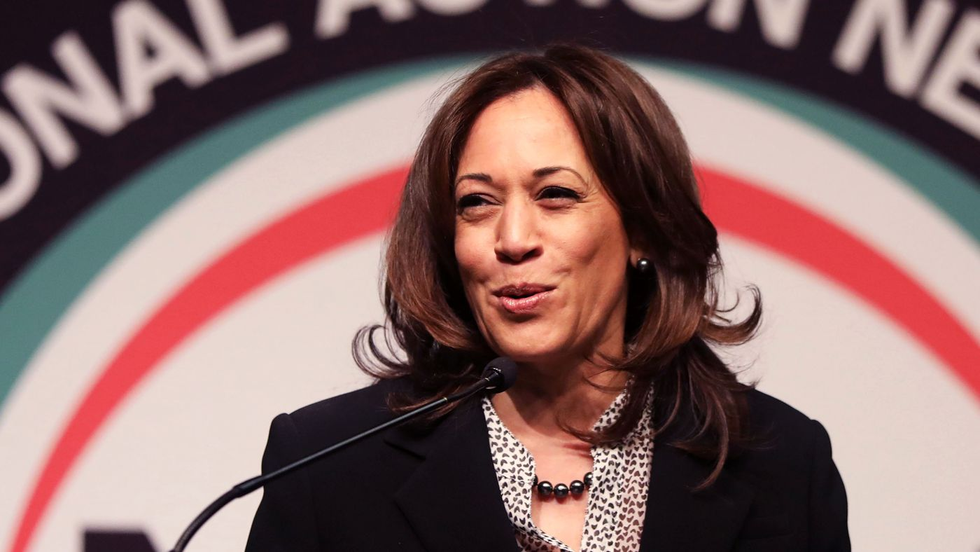 2020 election: Kamala Harris needs to unlock the power of black women voters
