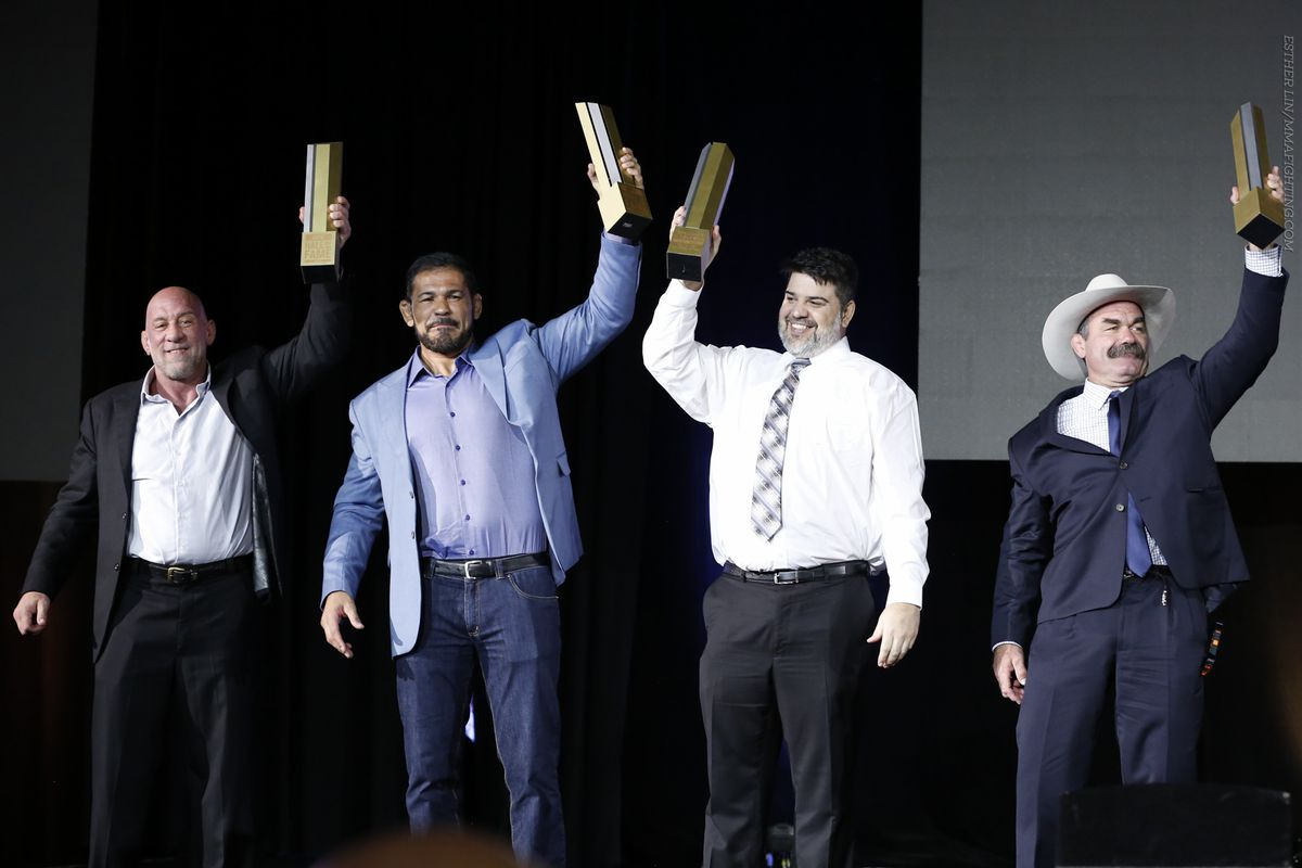 UFC Hall of Fame class of 2016