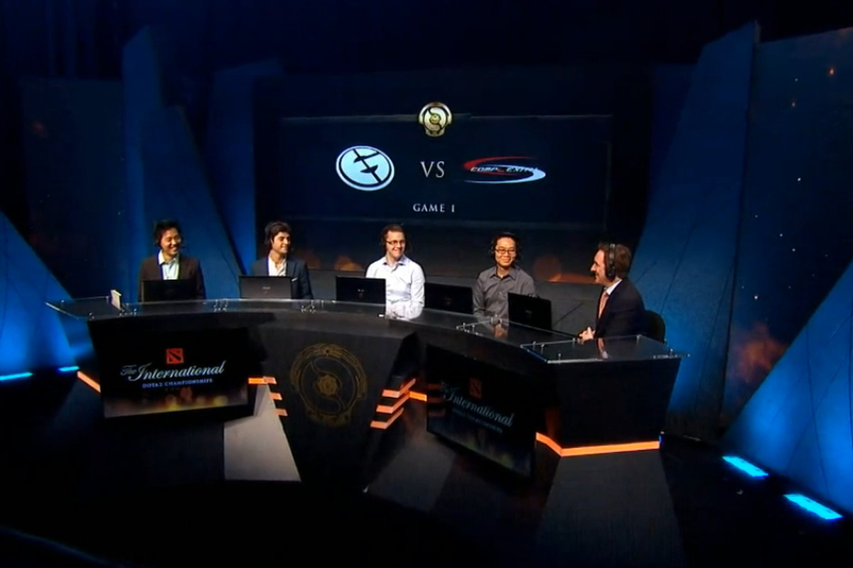 the international dota 2 championships halted by ddos attack