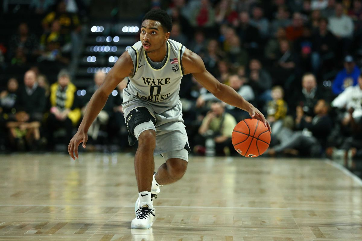 NCAA Basketball: Florida State at Wake Forest