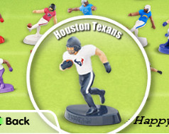 arian foster madden happy meal