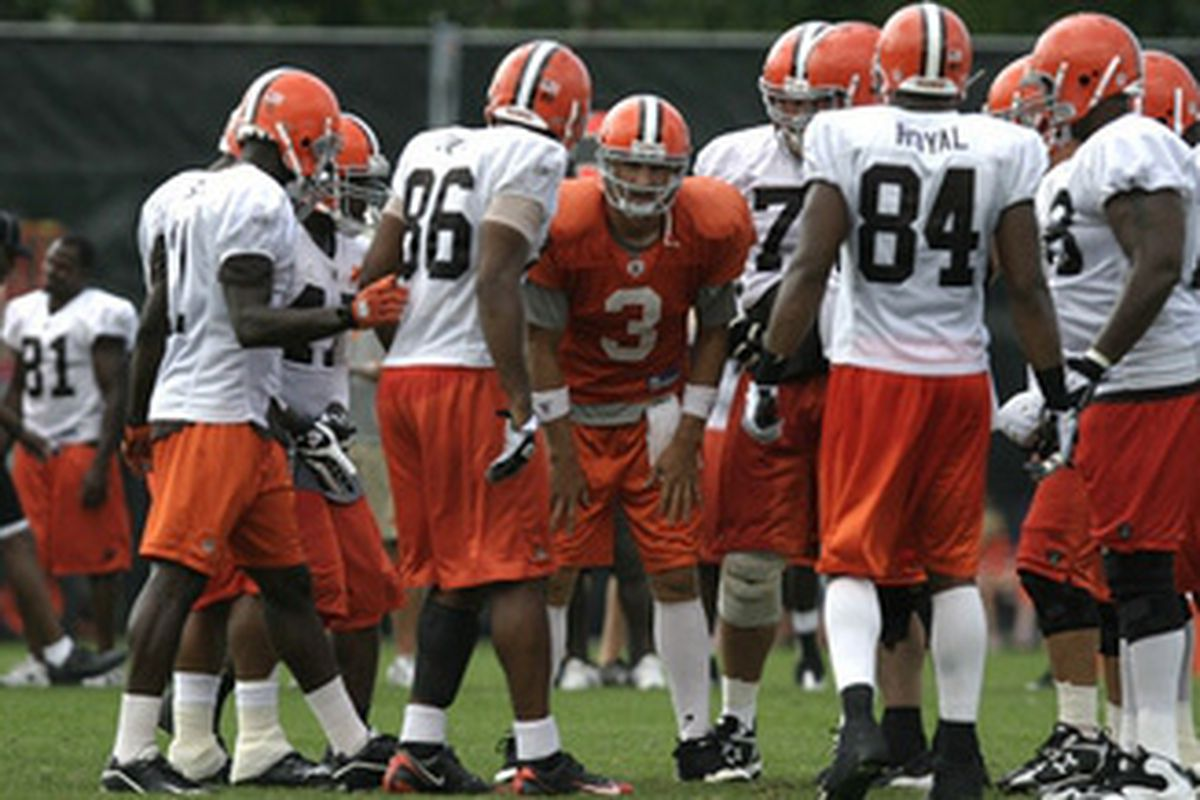 The Browns offense is ready to take on the Green Bay Packers this Saturday.
