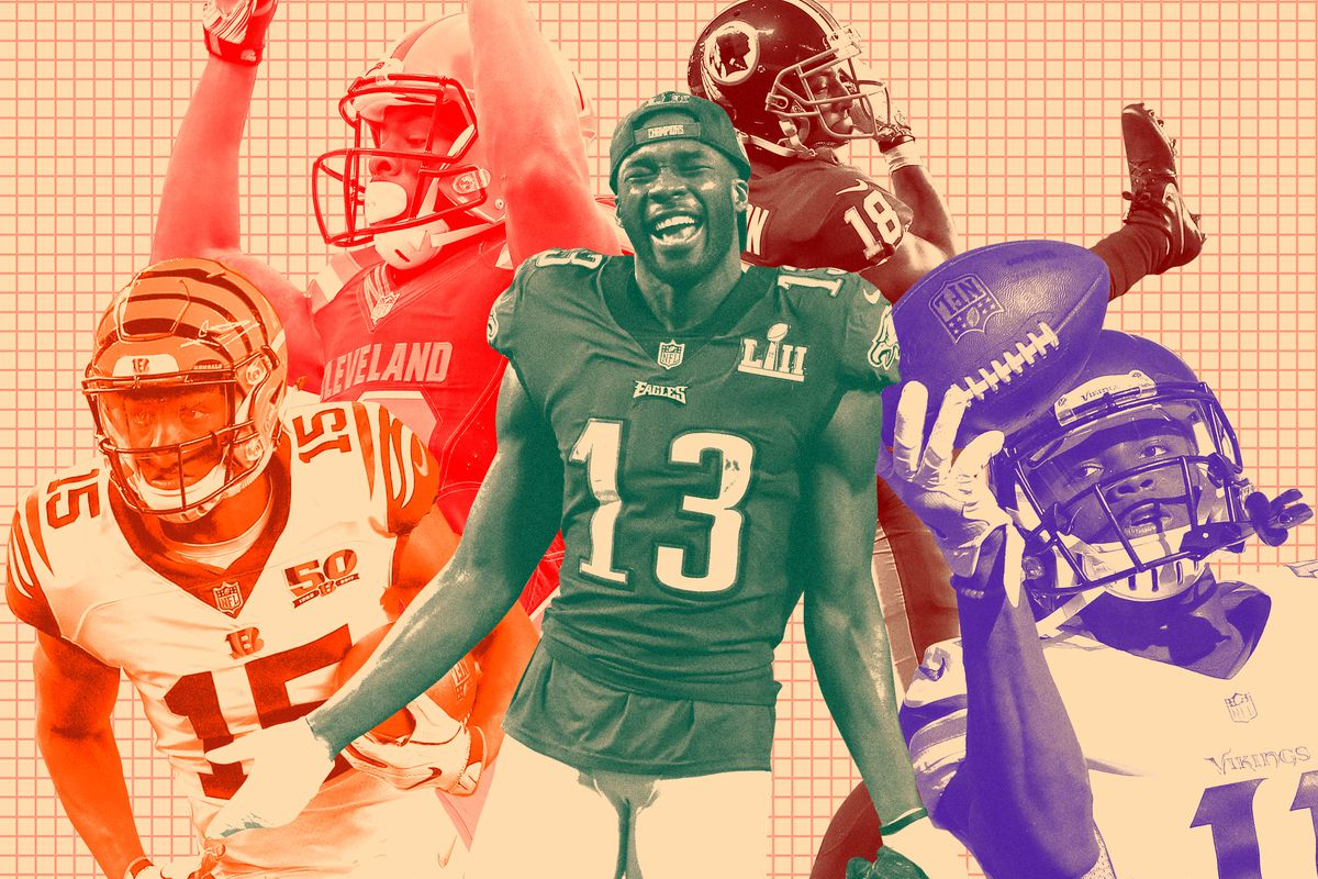 on sale fba8a f74aa Who Is the NFL's Next Nelson Agholor? - The Ringer
