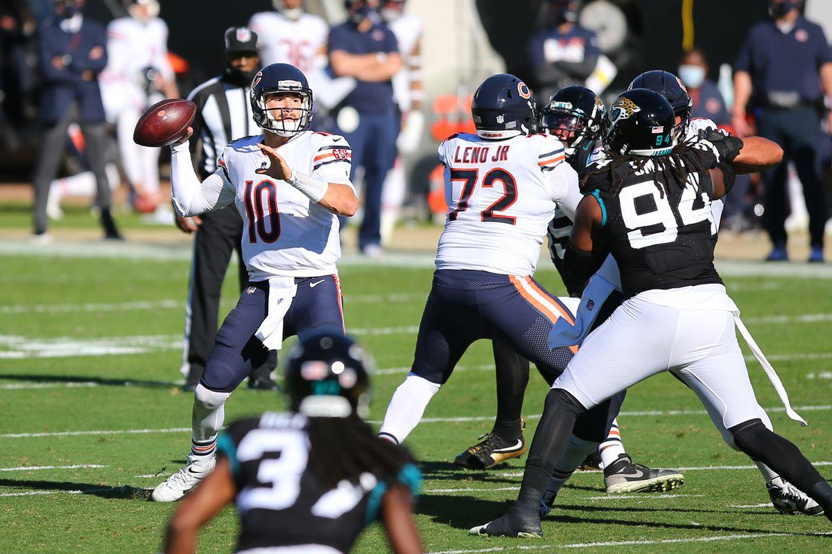 NFL: DEC 27 Bears at Jaguars