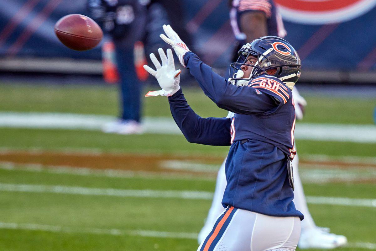 NFL: NOV 01 Saints at Bears