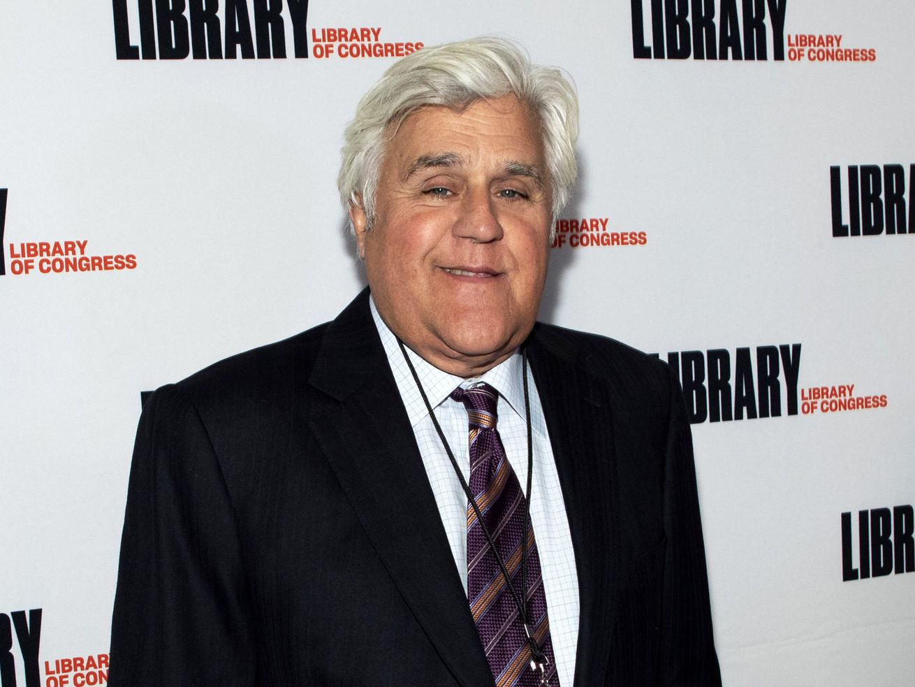 """Jay Leno attends the Gershwin Prize Honoree's Tribute Concert in Washington on March 4, 2020. Leno is host of """"You Bet Your Life,"""" a reboot of the Groucho Marx game show that debuts Monday on Fox TV stations."""