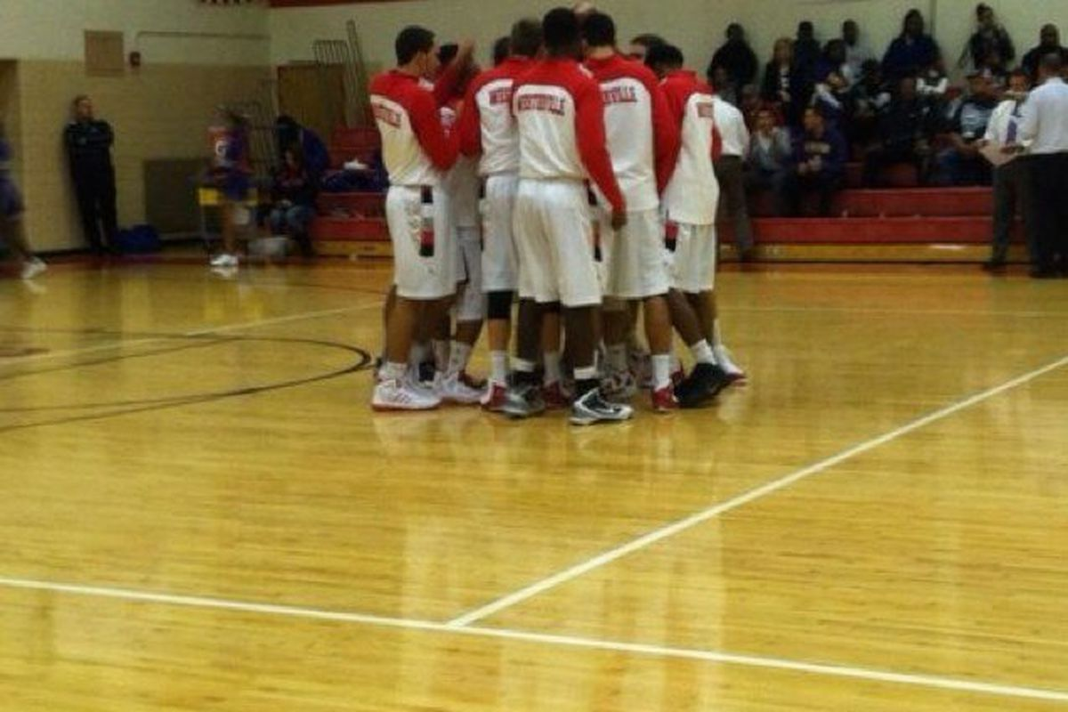 Westerville South looks to be one of the top teams in all of Central Ohio in 2014-15