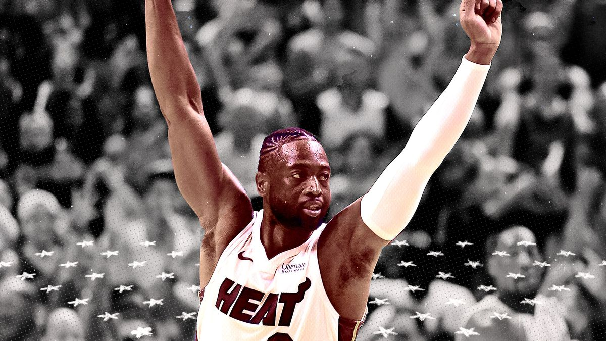 Dwyane Wade is always a step ahead 4b74d259a