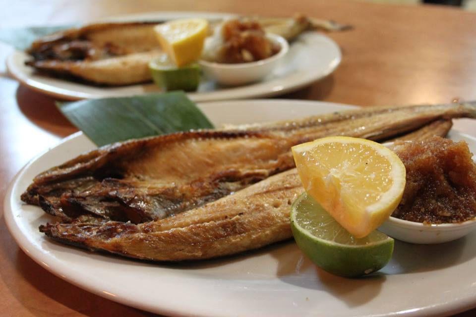 Mackerel plate
