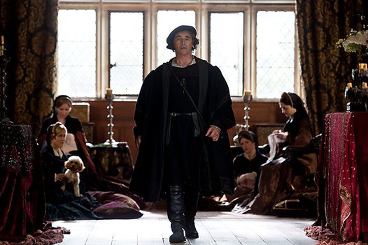 Mark Rylance as Thomas Cromwell stars in a drama that becomes much more political for the screen