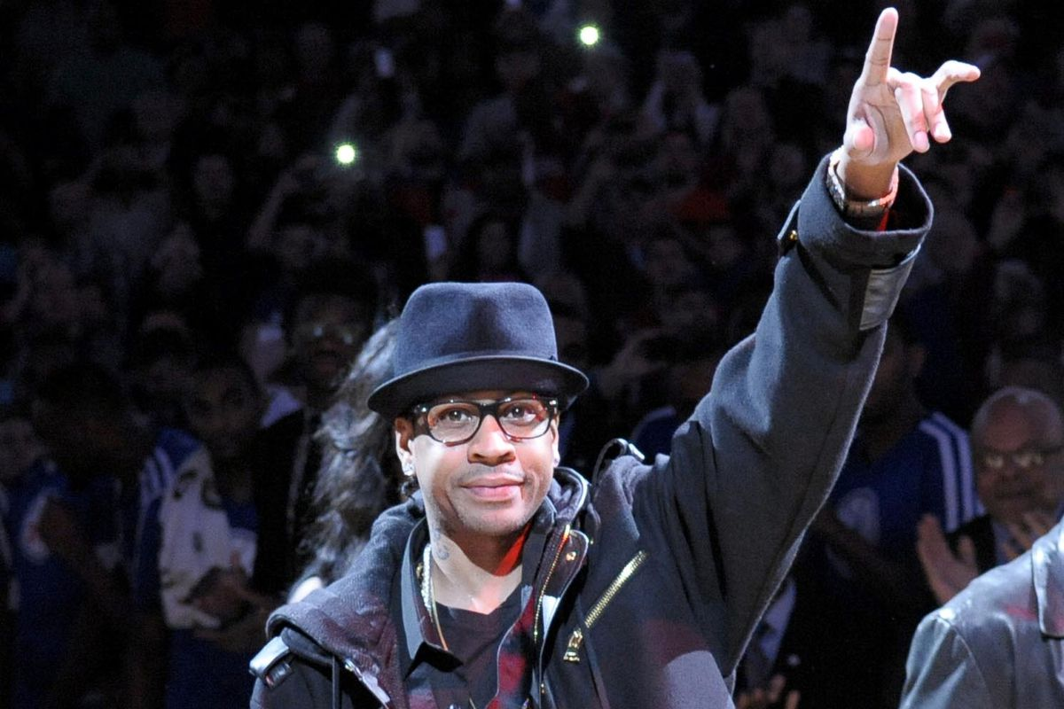 Allen Iverson is one step closer to Springfield.
