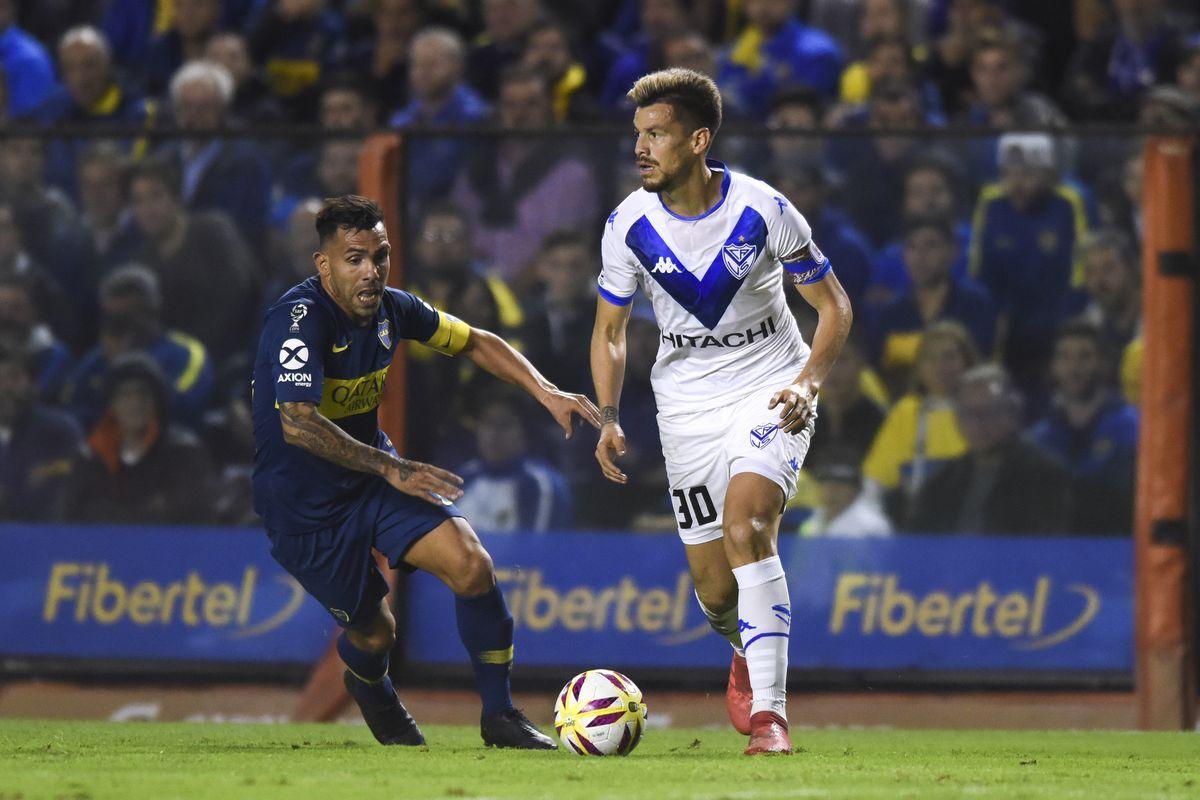 Boca Jrs. v Velez - Copa de la Superliga 2019