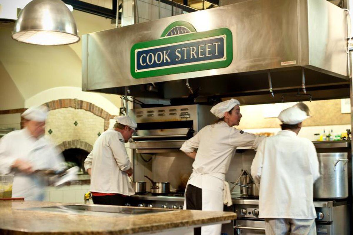 Cook Street School of Culinary Arts