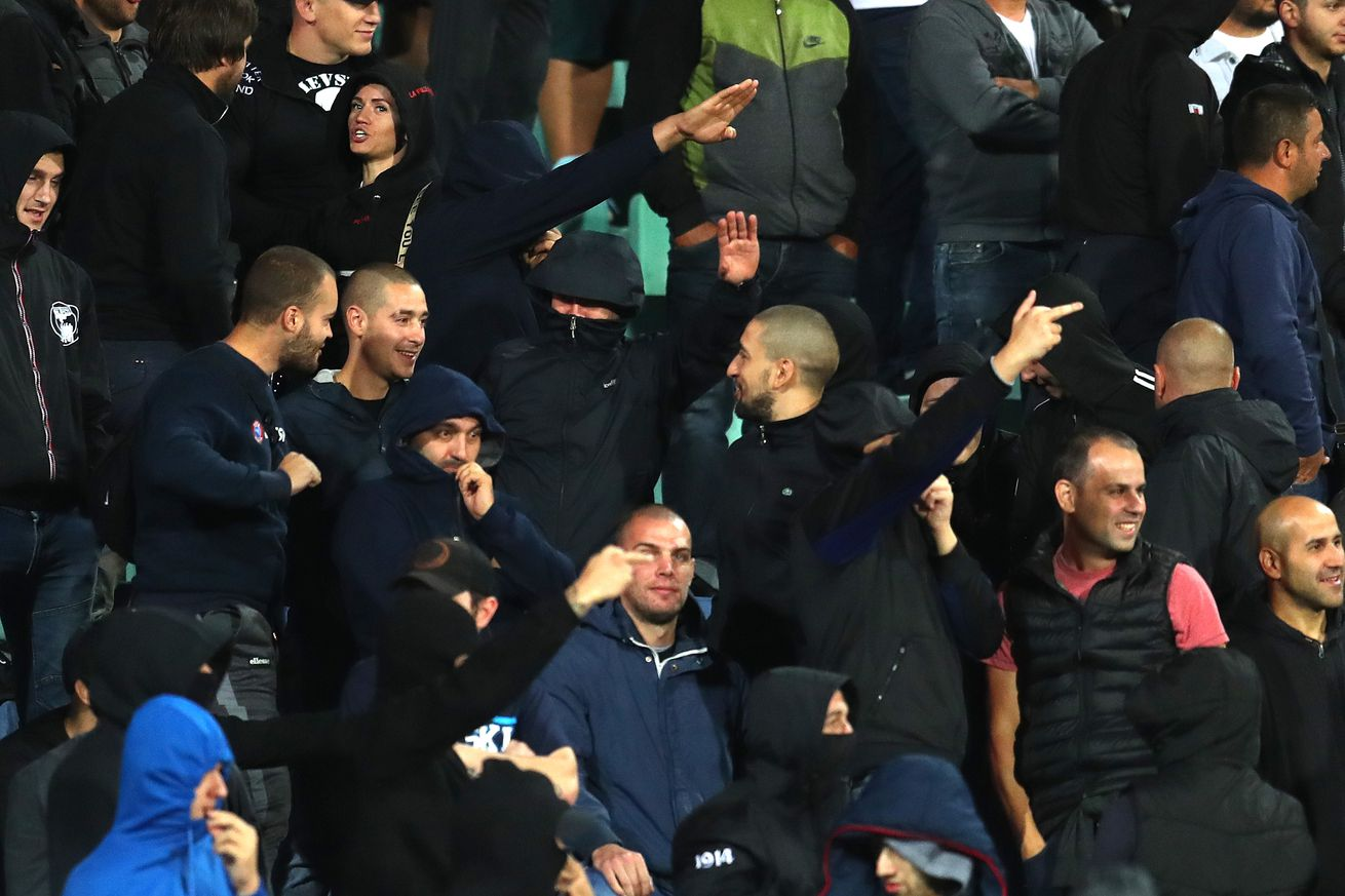 Why UEFA is useless at dealing with racism in soccer