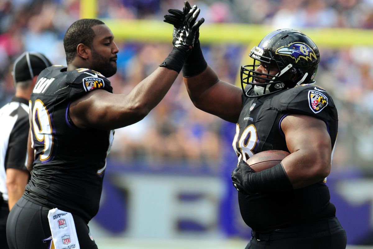 ESPN Brandon Williams the underrated Baltimore Raven Baltimore