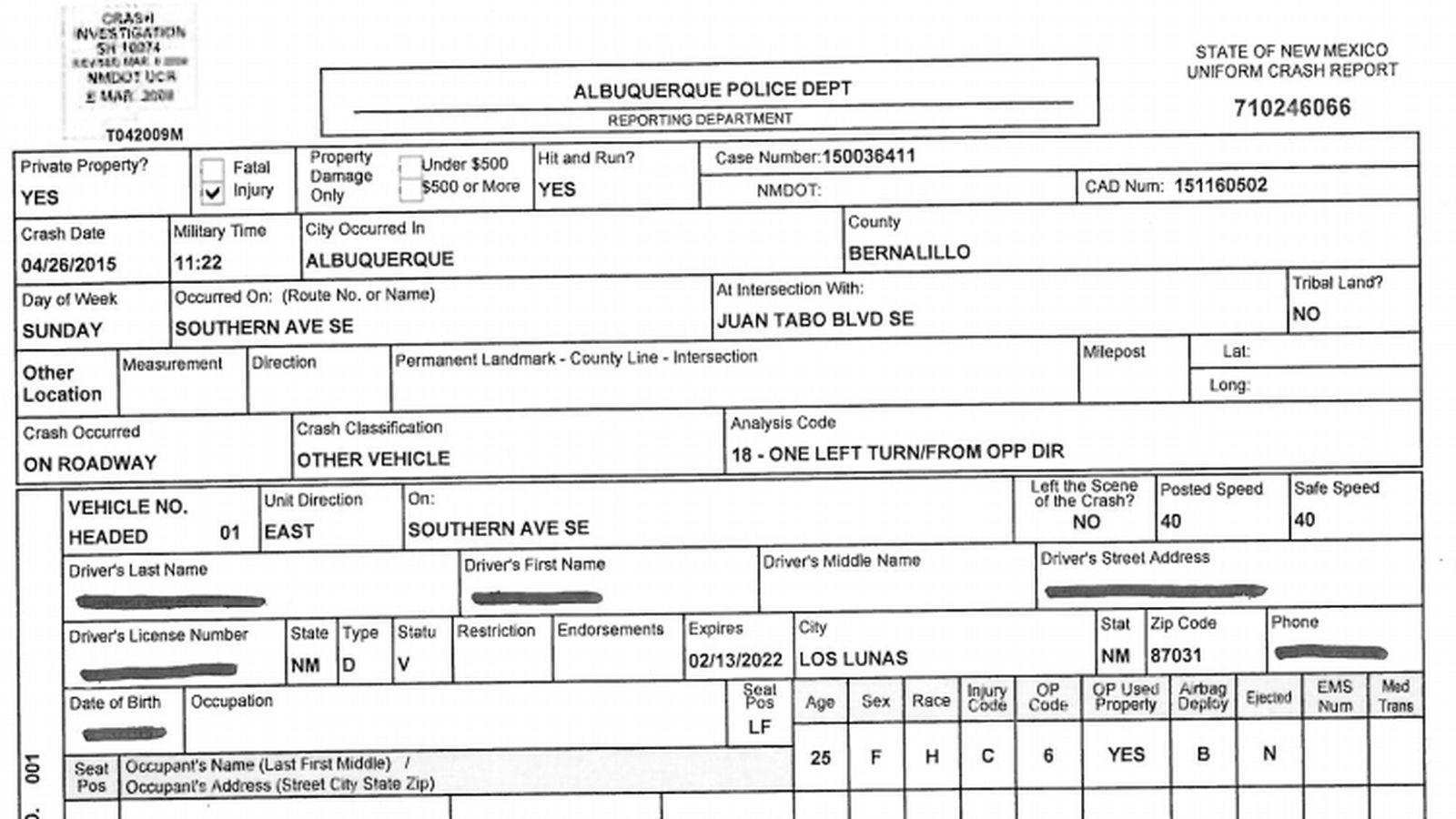 PDF: Jon Jones police report puts 'Bones' -- and drugs -- at
