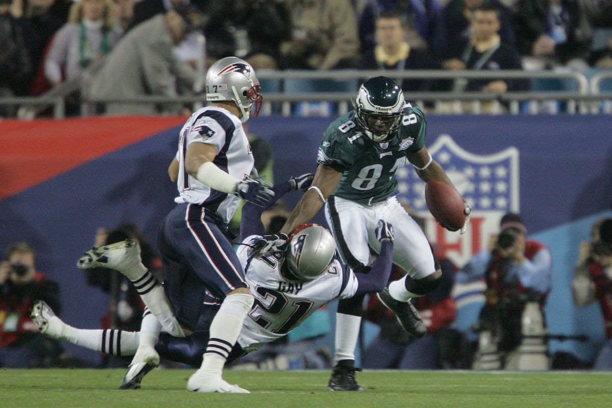 1394cc545 Photo by Jeff Gross/Getty Images. Super Bowl 52 features the New England  Patriots taking on the Philadelphia Eagles ...