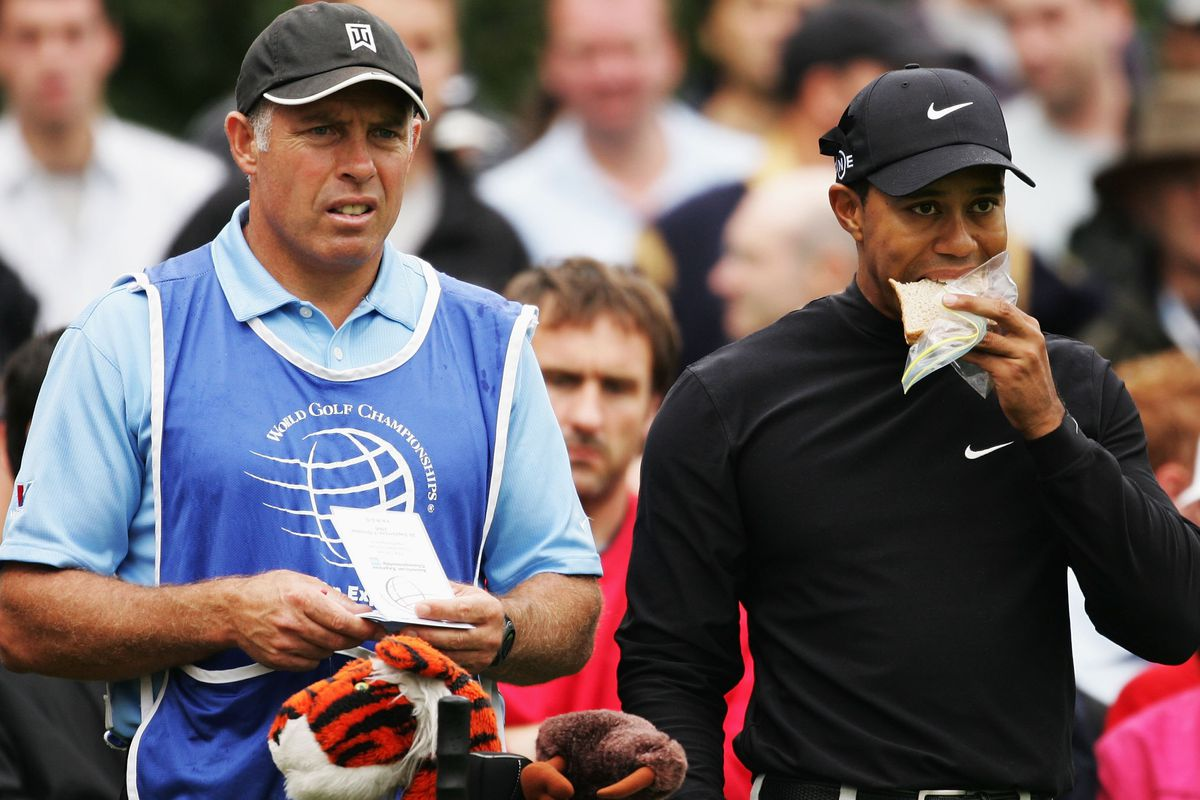 Tiger will have to be watching from the sidelines this year