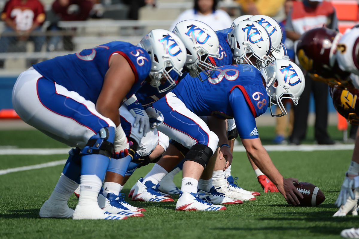 Image result for kansas football
