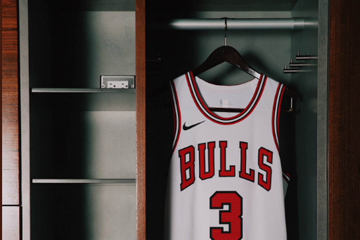 a816089c855 Take a look at the Bulls  new Nike jerseys - Chicago Sun-Times