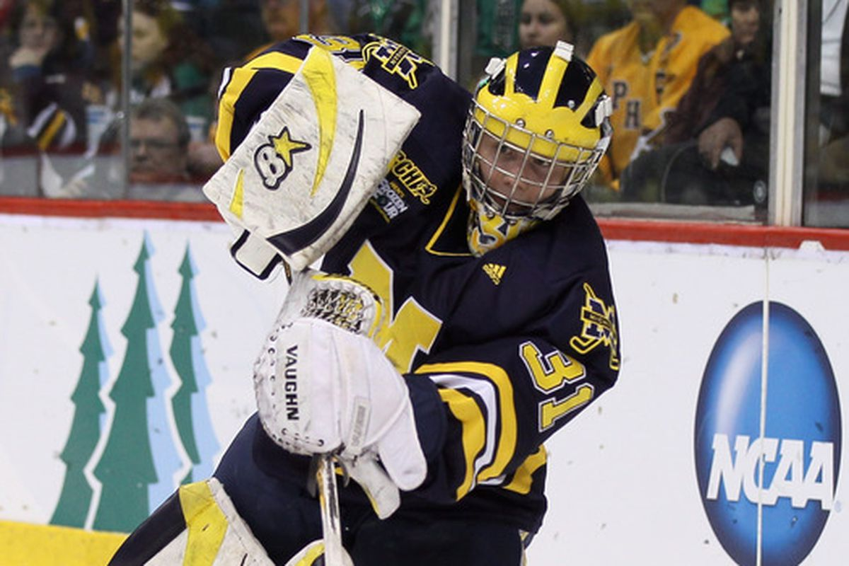 Michigan opens CCHA play with a tough match-up against Miami
