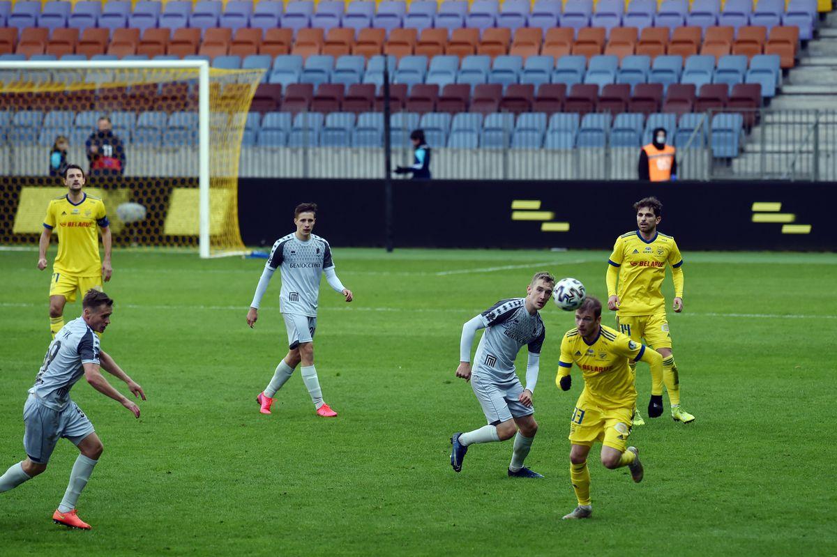 FC BATE vs FC Rukh: Belarus Championship