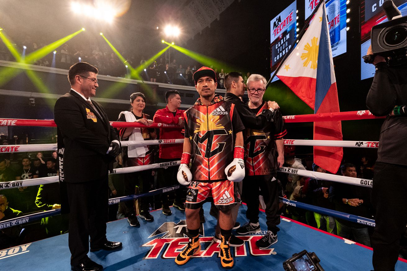 1140255042.jpg.0 - Gesta withdraws from Tanajara fight with food poisoning