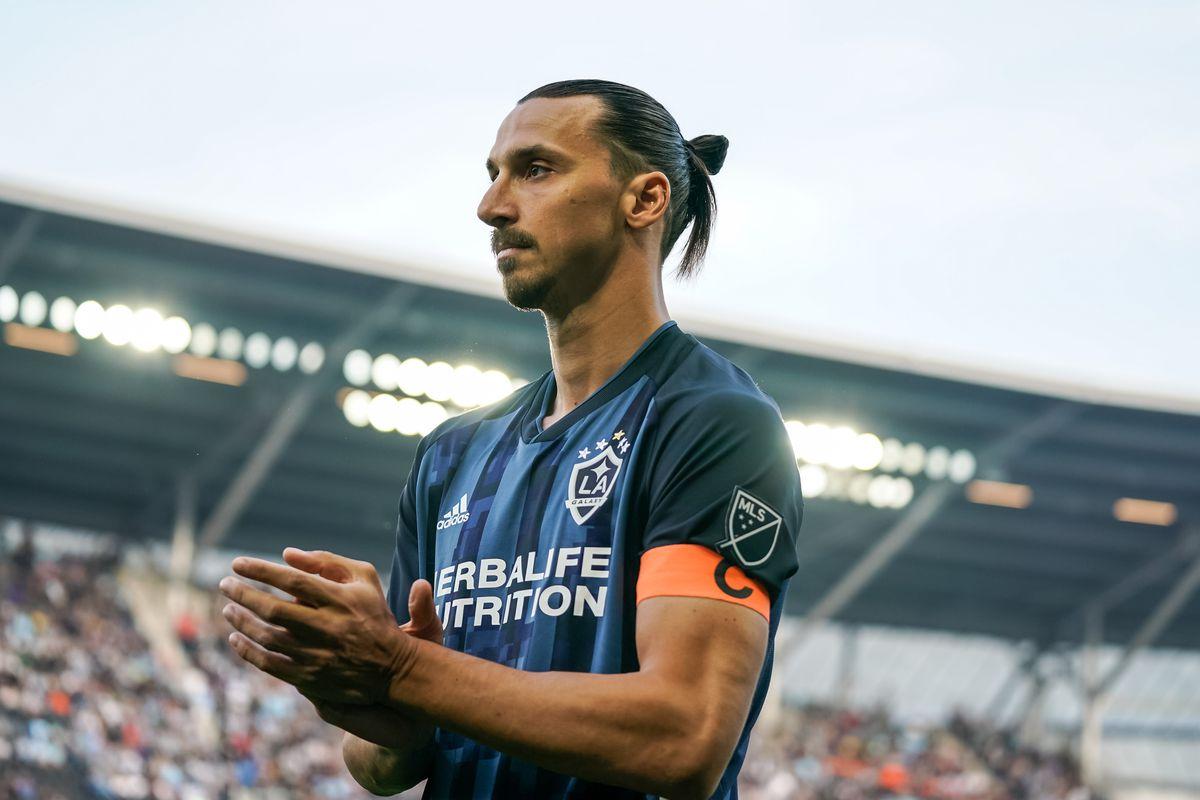 MLS: LA Galaxy at Minnesota United FC