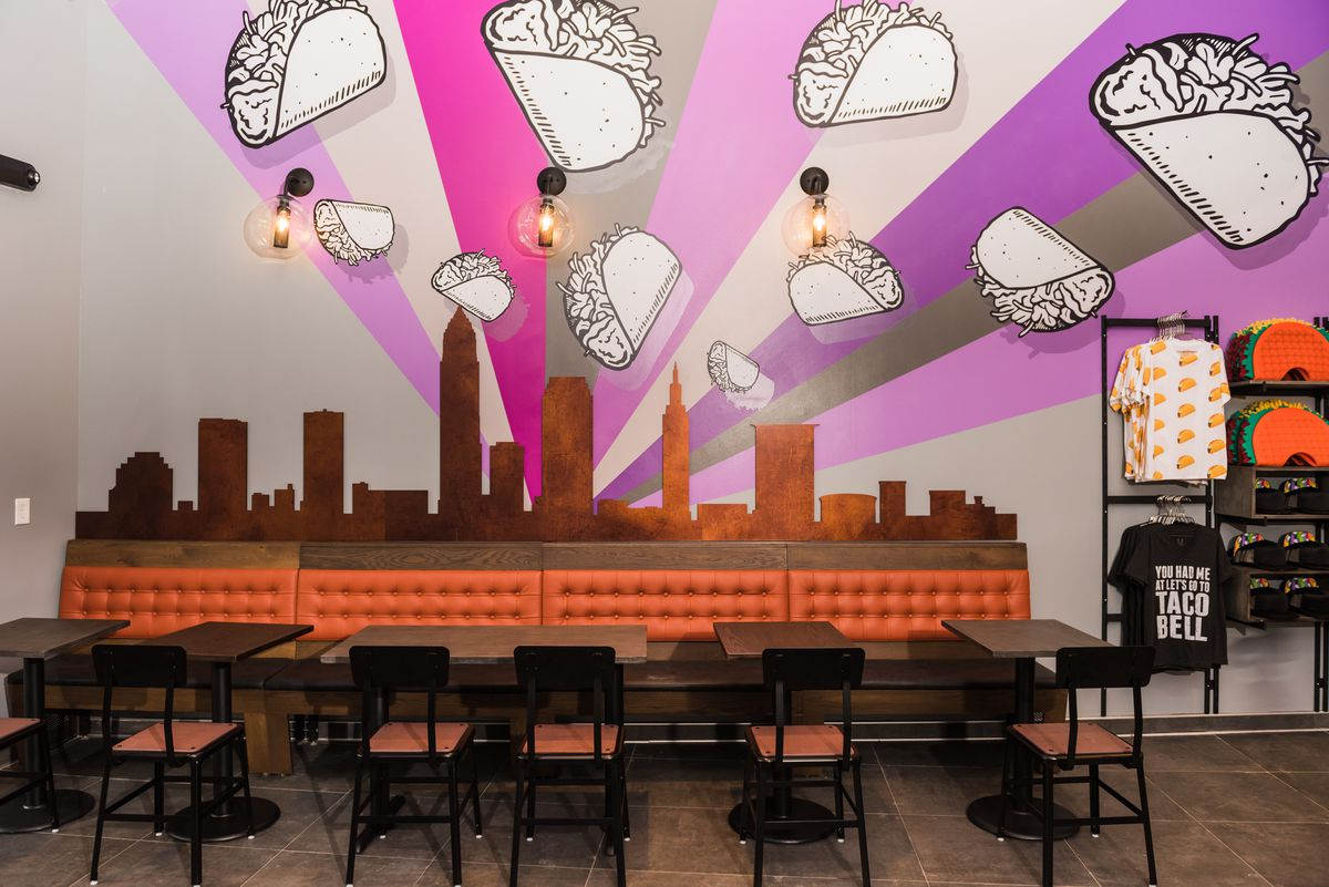 Taco Bell Moves Beyond the Drive-Thru With Smaller Urban